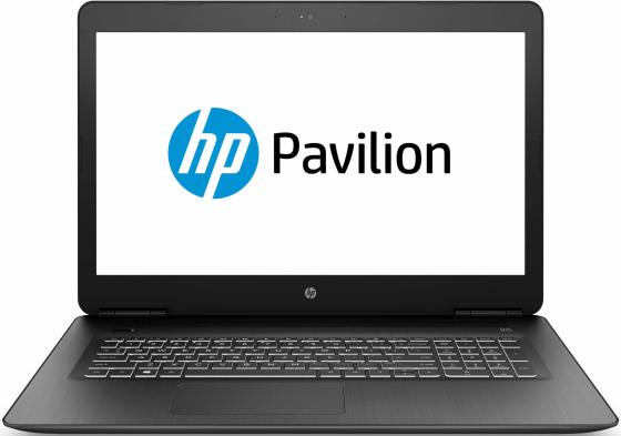 Ноутбук HP Pavilion Gaming 17-ab408ur 17.3 1920x1080 Intel Core i7-8750H 1 Tb 128 Gb 8Gb Bluetooth 5.0 nVidia GeForce GTX 1050Ti 4096 Мб черный Windows 10 Home 4GX31EA ноутбук hp pavilion 15 cb009ur 15 6 1920x1080 intel core i7 7700hq 1 tb 8gb nvidia geforce gtx 1050 4096 мб черный windows 10 home 1za83ea