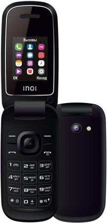 Мобильный телефон Inoi 108R черный 1.8 64 Мб телефон