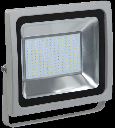 Iek LPDO701-100-K03 Прожектор СДО 07-100 светодиодный серый IP65 6500 K IEK цены