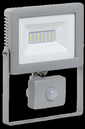 Iek LPDO702-30-K03 Прожектор СДО 07-30Д светодиодный серый с ДД IP44 IEK цены