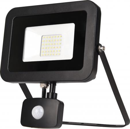 ЭРА Б0029436 Прожектор светодиодный LPR-50-6500К-М-SEN SMD Eco Slim {50W, 6500К, с датчиком движения} yeelight ночник светодиодный заряжаемый с датчиком движения