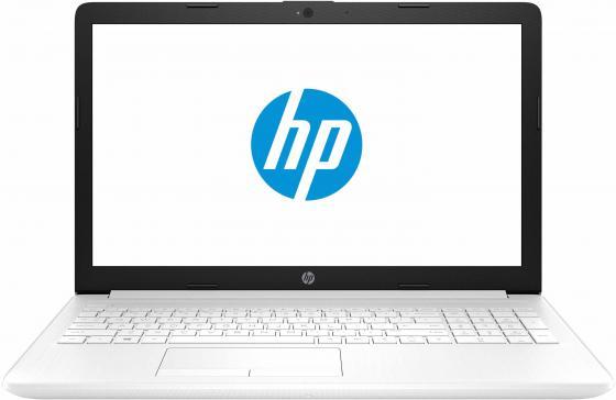 Ноутбук HP 15-db0216ur 15.6 1920x1080 AMD A9-9425 500 Gb 4Gb AMD Radeon 520 2048 Мб белый Windows 10 Home 4MH66EA ноутбук hp pavilion 15 aw035ur amd a9 9410 2 9ghz 15 6 6gb 1tb radeon r7 m440 w10 home gold 1bx47ea