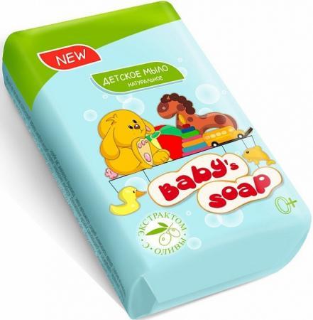 Мыло твердое Эфко Baby's Soap 90 гр 80363