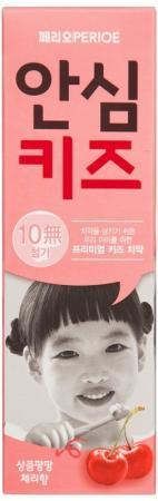 Зубная паста Perioe Safe Kids: Cherry 80 гр