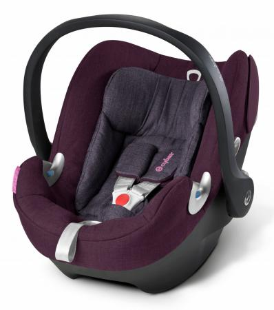 Автокресло Cybex Aton Q (lolipop) автокресло cybex cloud q fe butterfly