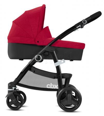 Коляска 2-в-1 CBX by Cybex Leotie Pure (crunchy red) универсальная коляска legacy lotus 2 в 1 04 bia st0 red