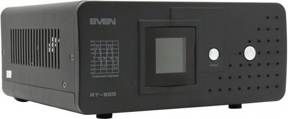 SVEN Источник бесперебойного питания SVEN RT-500 sven cd 860