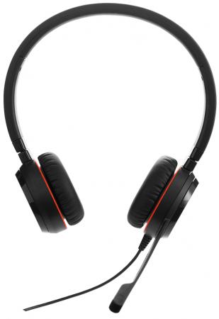 где купить Jabra 4999-823-309 Гарнитура Jabra EVOLVE 20 SE, Stereo, MS(4999-823-309) по лучшей цене