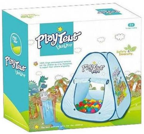 Палатка Наша Игрушка Остров приключений 100944762 игрушка