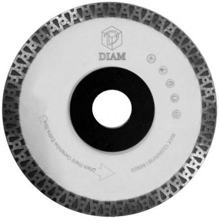 Круг алмазный DIAM Ф125x22мм Hard Ceramics Extra Line 1.2x10мм по граниту цены