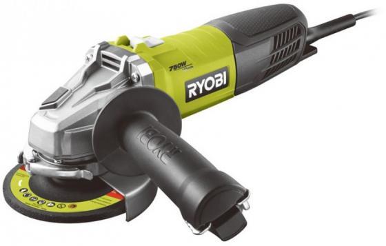 Углошлифовальная машина Ryobi RAG750-115G 115 мм 750 Вт цена