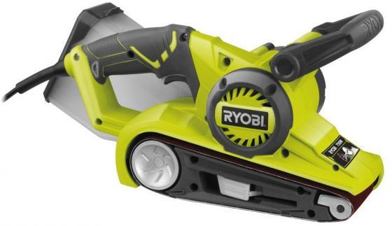 Машинка шлифовальная ленточная RYOBI EBS750 220В 750Вт 330м/мин лента 76х533мм подошва 76х150мм 3к