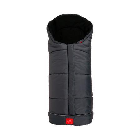 Конверт флисовый Kaiser Iglu Thermo Fleece (anthracite) конверт флисовый kaiser iglu thermo fleece anthracite