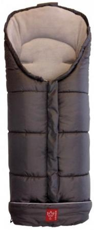 Конверт флисовый Kaiser Iglu Thermo Fleece (light grey) radford grey fleece hood ru