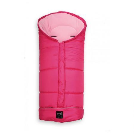 Конверт флисовый Kaiser Iglu Thermo Fleece (pink) конверт флисовый kaiser iglu thermo fleece anthracite light gray