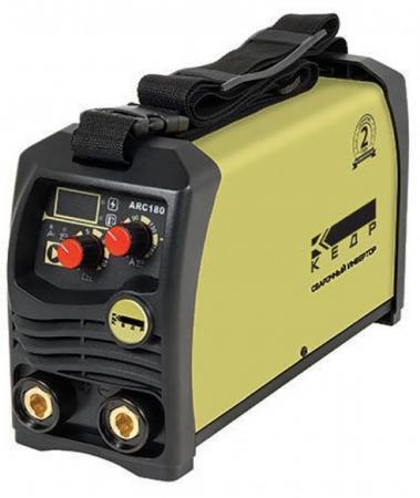 Аппарат инверторный КЕДР 8003478 ARC-180 220В, 10-180А цена