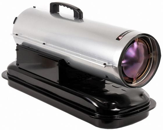 Тепловая пушка Quattro Elementi QE-15D 15000 Вт серебристый чёрный цена и фото