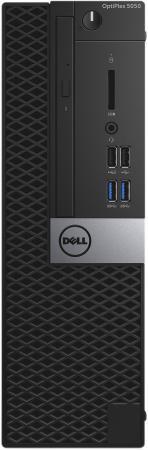Dell OptiPlex 5050 SFF, i7-7700 (3.6GHz,8MB,QC), 16GB (2x8GB) DDR4, 500GB HDD, Intel Integrated Graphics, DVD-RW, keyb, mouse, Win10Pro 64b, TPM, 3Y Basic NBD