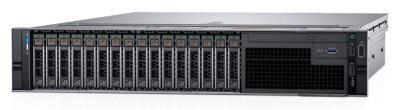 PowerEdge R740 (2)*Silver 4110 (2.1GHz, 8C), 32GB (2x16GB) RDIMM, No HDD (up to 8x3.5), PERC H730P+/2GB LP, Riser config #5 (7FH + 1LP), Broadcom 5720 QP 1Gb BT LOM, iDRAC9 Enterprise, RPS (2)*750W, Bezel w/o QuickSync, ReadyRails with CMA, 3Y ProSupport NBD адаптер dell broadcom 5720 qp 1gb network daughter card 540 11146
