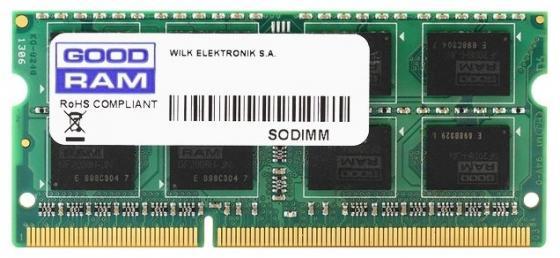 Купить Модуль памяти SO-DIMM DDR3 Goodram 2GB 1600MHz CL11 1.35v [GR1600S3V64L11/2G]