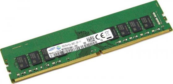 Оперативная память 16Gb (1x16Gb) PC4-19200 2400MHz DDR4 DIMM CL17 Samsung M378A2K43BB1-CRC цена и фото