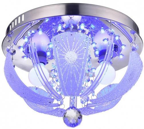 Люстра LUKI E14X3X60W CHROME 1111/3C потолочная люстра j light lima 1258 3c