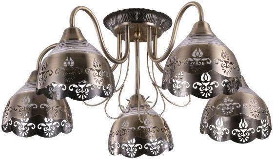 Купить Люстра MINA E27X5X60W BRONZE 1150/5C, J-LIGHT