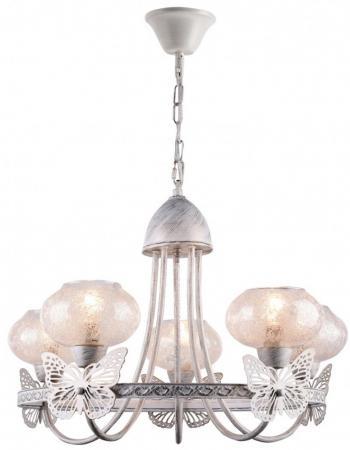 Люстра MILENA E14X5X60W ANTIQUE WHITE 1320/5 280lm 5 mode white light led headlamp