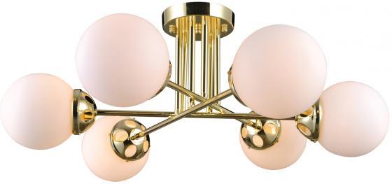 Люстра FRANKY E14X6X40W GOLD 1742/6C потолочная люстра j light manu 1098 6c