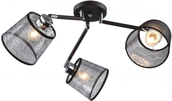 Купить Люстра RENE E27X3X40W BLACK/CHROME 1090/3C, J-LIGHT
