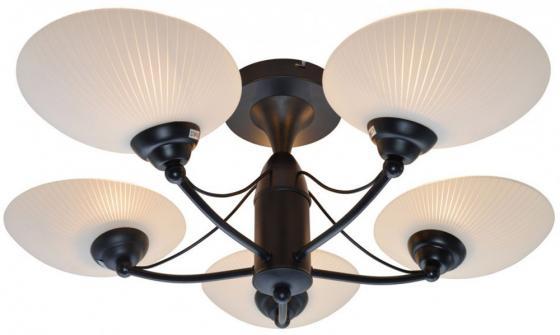 Люстра MODY E27X5X60W BLACK 1289/5C потолочная люстра j light roxy 1522 5c