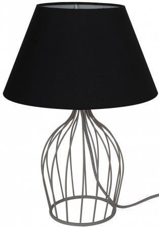 Настольная лампа FILLY E27X1X60W BLACK 1308/1T настольная лампа perfecto light 26 0004 b black