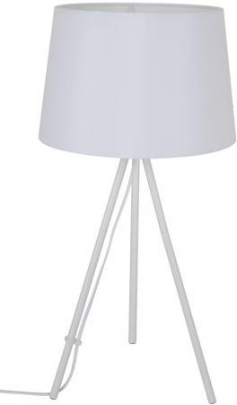 Настольная лампа JAMY E27X1X40W WHITE 1302/1T автомобильная лампа j power sj6smd 36mm