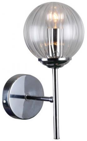 Светильник настенный NORA E14X1X40W CHROME 1171/1W жк монитор samsung c 43 j 890 dki lc 43 j 890 dkixci