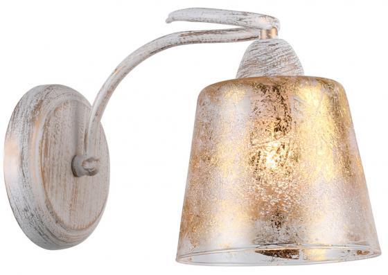 Светильник настенный ORA E14X1X40W ANTIQUE WHITE 1261/1W gu 5 3 1w 95lm 2500k 3200k warm white 1 led spot light bulb