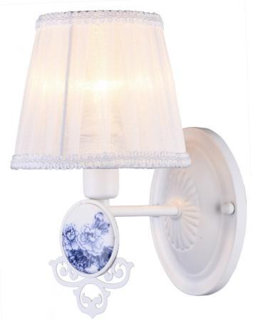 Светильник настенный MIRANDA E14X1X40W WHITE 1424/1W diy 3w 3000k 315lm warm white light round cob led module 9 11v