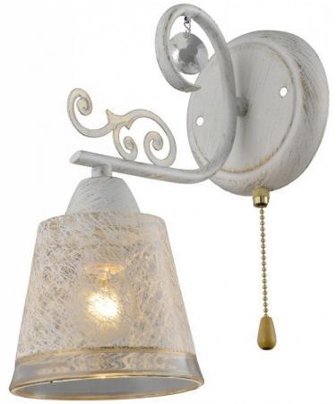Светильник настенный ELLY E14X1X60W ANTIQUE WHITE 1744/1W жк монитор samsung c 43 j 890 dki lc 43 j 890 dkixci