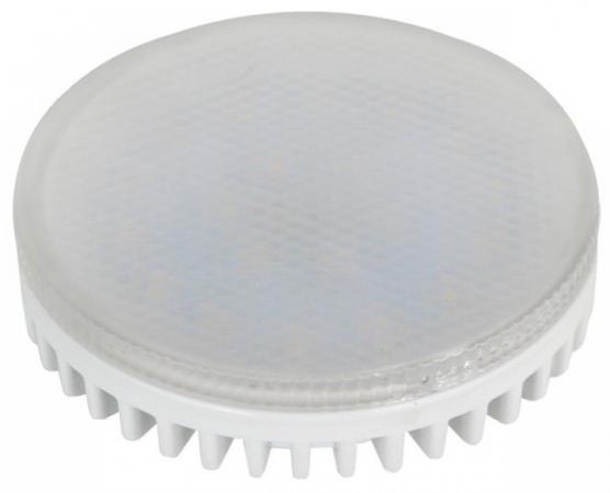 Лампа светодиодная CAMELION LED8-GX53/830/GX53 8Вт 220в лампа светодиодная camelion led8 gx53 845 gx53
