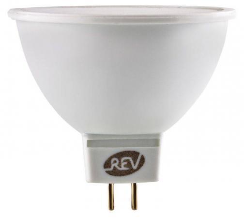Лампа светодиодная REV RITTER 32369 3 3Вт GU5.3 250лм 3000К теплый свет