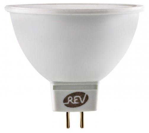 Лампа светодиодная REV RITTER 32369 3 3Вт GU5.3 250лм 3000К теплый свет rev ritter 32260 3