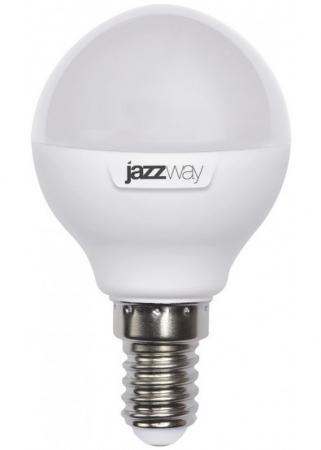 Лампа светодиодная JAZZWAY PLPLED-SP-G45 pled-sp-g45 7Вт 5000k 560лм e27 230в jazzway ptl 1128 red