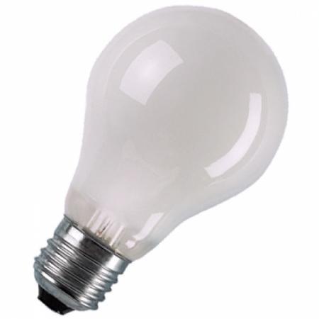 купить Лампа накаливания OSRAM CLASSIC A FR 60W E27 Грушевидная длина 105 мм Диаметр 55 м недорого