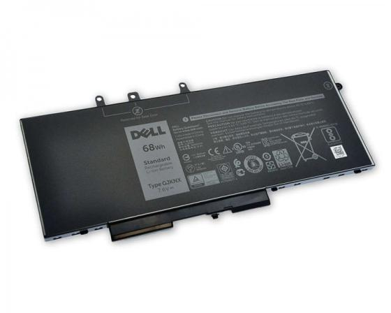 цена на Primary Battery 4-cell 68W/HR for Latitude 5280/5290/5480/5490/5580/5590
