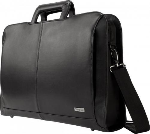 Сумка для ноутбука 15.6 DELL Targus Executive Topload полиуретан черный 460-BBUK