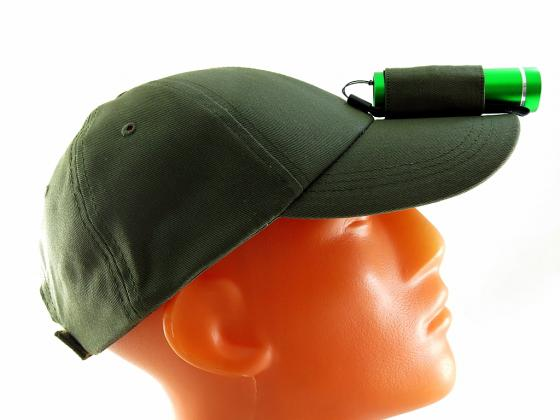 Кепка-фонарь налобный Solaris T-5 OG чёрный кепка фонарь налобный solaris t 5 ng зеленый