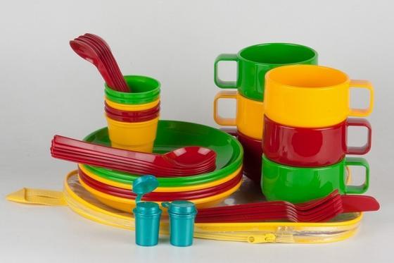 Фото - SOLARIS набор посуды на 6 персон [супермаркет] jingdong геб scybe фил приблизительно круглая чашка установлена в вертикальном положении стеклянной чашки 290мла 6 z