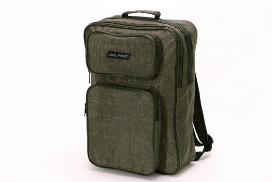 SOLARIS 5514 Рюкзак универсальный 18 л, Серый Хаки (хамелеон) цена и фото