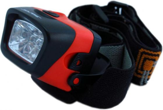 SOLARIS L20 Красный налобный фонарь vivanco кабель usb 2 0 а mini usb black 3 м