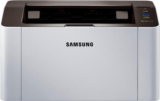 Принтер лазерный Samsung Laser SL-M2020 принтер samsung sl m2830dw