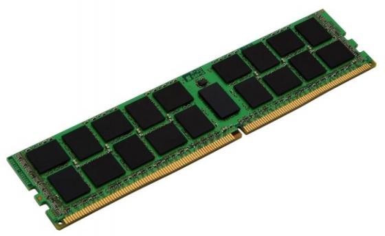 Оперативная память 32Gb (1x32Gb) PC4-19200 2400MHz DDR4 DIMM ECC Registered CL17 Kingston KVR24R17D4/32MA оперативная память 16gb 1x16gb pc4 19200 2400mhz ddr4 dimm ecc registered cl17 kingston kvr24r17d8 16